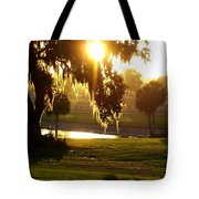 Ocala Sunset Tote Bag