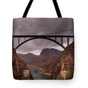 O'callaghan-pat Tillman Memorial Bridge Tote Bag