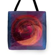 Ocean And Earth Tote Bag