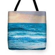 Ocean Art 1 Tote Bag