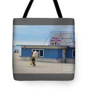 Ocean Beach In September Tote Bag