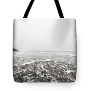 Ocean Beach In Tasmania Tote Bag