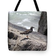 Ocean Bird Tote Bag