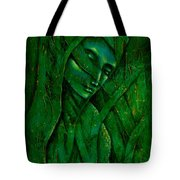 Ocean Birth Tote Bag