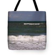 Ocean - Blue - Waves Tote Bag