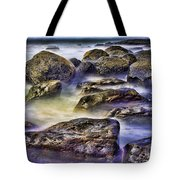 Ocean Break Tote Bag