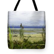 Ocean Calm Before Sunrise - Rocky Neck State Park Tote Bag