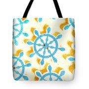 Ocean Circles Tote Bag