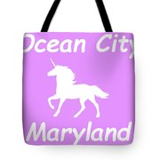 Ocean City Maryland Tote Bag