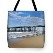Ocean City Pier Tote Bag