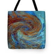 Ocean Colors Tote Bag