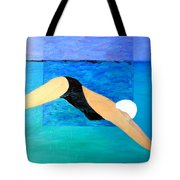 Ocean Dive Tote Bag