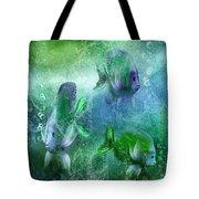 Ocean Fantasy 4 Tote Bag