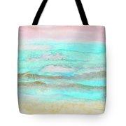 Ocean Haze Tote Bag