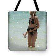 Ocean Lady Tote Bag
