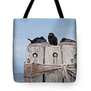 Ocean Living Tote Bag