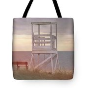 Ocean Lookout Tote Bag