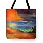 Ocean Magic  Tote Bag
