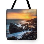 Ocean Melody Tote Bag