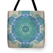 Ocean Metatron Tote Bag