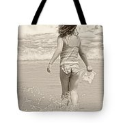 Ocean Moment Tote Bag