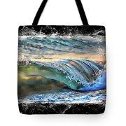 Ocean Motion Tote Bag