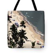 Ocean Paradise Tote Bag