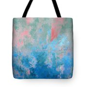 Ocean Series Xxvii Tote Bag