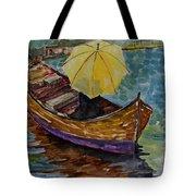 Ocean Stroll Tote Bag
