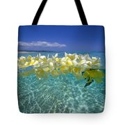 Ocean Surface Tote Bag