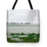 Ocean Trail Ride Tote Bag