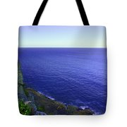 Ocean View From North Head Tote Bag