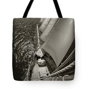Ocean View Tote Bag by Robert Lacy