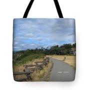Ocean Walk Victoria Bc Tote Bag