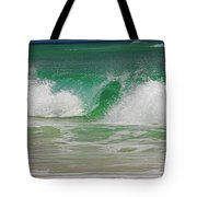 Ocean Wave 3 Tote Bag