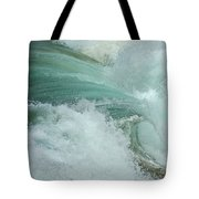 Ocean Wave 4 Tote Bag