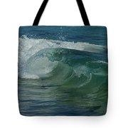 Ocean Wave 5 Tote Bag