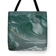 Ocean Waves 2 Tote Bag
