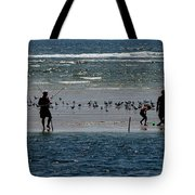 Ocean Way Tote Bag