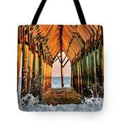 Ocean Window Tote Bag