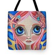 Oceanic Fairy Tote Bag