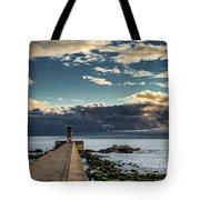 Ocean's Skys Tote Bag