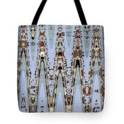 Oceanside California Abstract, Tote Bag