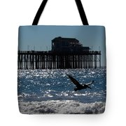 Oceanside Resident Photograph Tote Bag