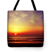 Ocen Sunrise. Tote Bag