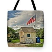 Ochopee Florida Post Office  Tote Bag