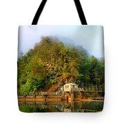 Ocoee Dam 2 Tote Bag