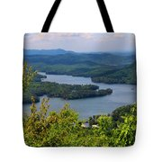 Ocoee Lake 2 Tote Bag