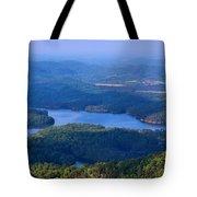 Ocoee Lake Tote Bag