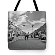 O'connell Street In Dublin Tote Bag